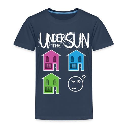 Houses Different Colours Kids Tee - Kids' Premium T-Shirt