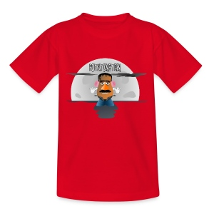 mister potatostein potato - Camiseta niño