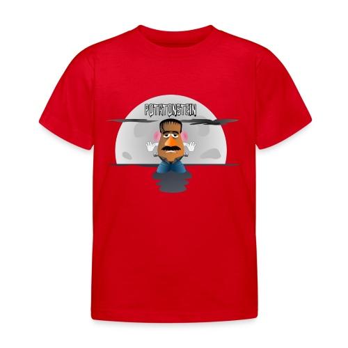 mister potatostein potato - Camiseta niño