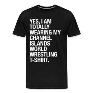 Adults CIWW - My Shirt - Men's Premium T-Shirt