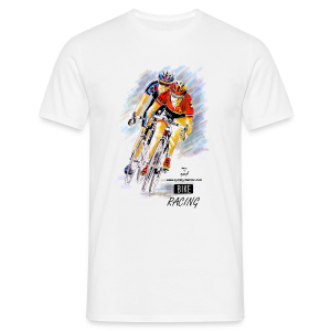 BIKE RACING - Männer T-Shirt