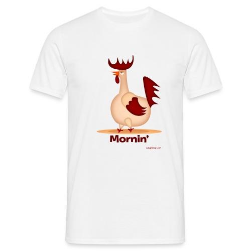 Rooster Men's T - Men's T-Shirt