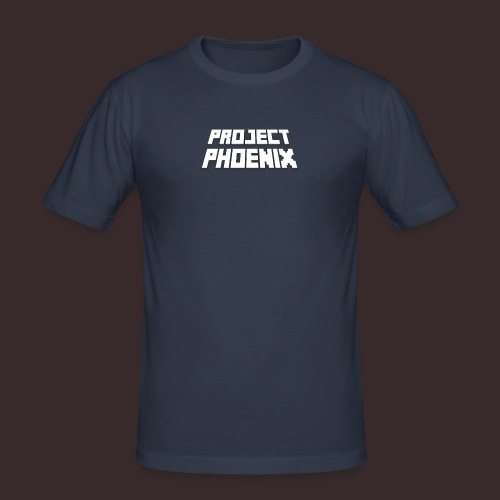 PROJECT PHOENIX Men's Slim Fit TShirt - Men's Slim Fit T-Shirt