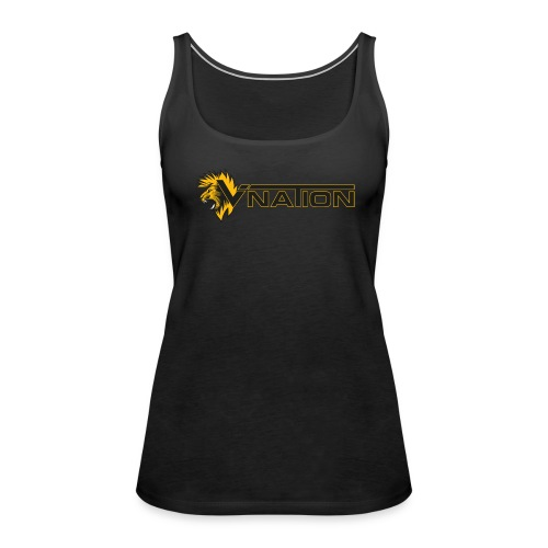 Vination Tank Top - Frauen Premium Tank Top