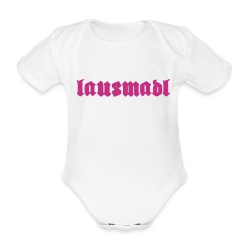 lausmadl - Baby Bio-Kurzarm-Body