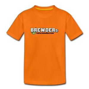 BREWDERs Kindershirt TRAINEE - Kinder Premium T-Shirt