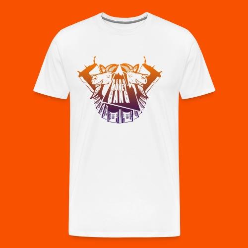 bmg b(l)unt - Männer Premium T-Shirt