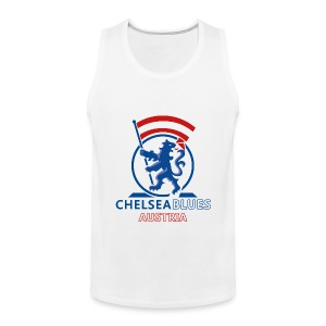 ChelseaBlues Tanktop Men - Männer Premium Tank Top