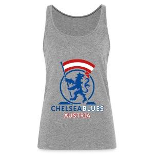 ChelseaBlues Tanktop Women - Frauen Premium Tank Top