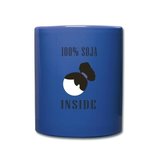 100 % Soja Inside - Mug - Mug uni