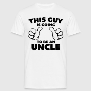 This Guy Uncle  T-Shirts - Men's T-Shirt