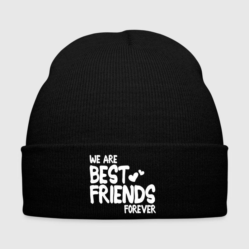 We are best friends forever i c cap spreadshirt