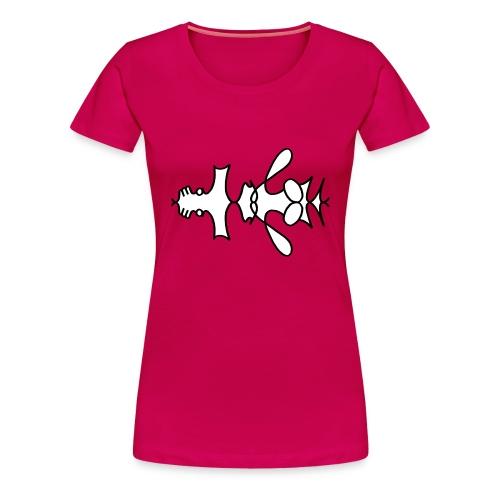 Marylou - T-shirt Premium Femme