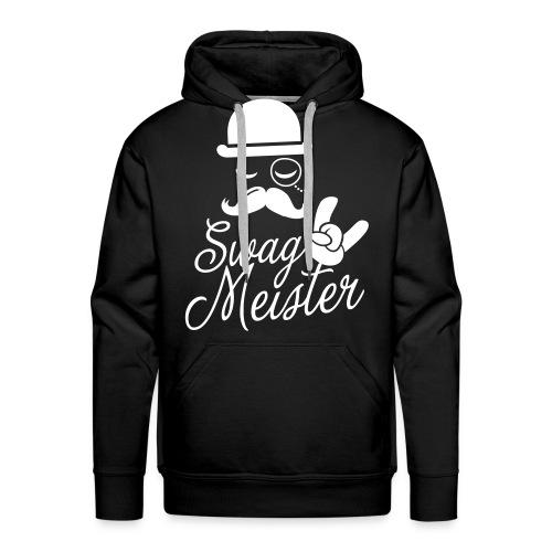 Swag meister like a boss - Mannen Premium hoodie