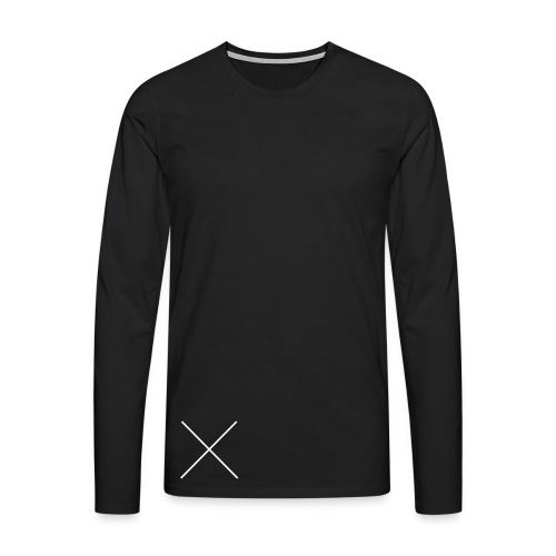 Triple X Langarm Shirt Limited Edition  - Männer Premium Langarmshirt