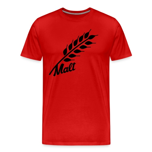 Real Ale Tee - Malt - Men's Premium T-Shirt