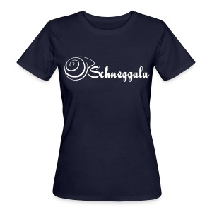 Schneggala, Schnecke - Frauen Bio-T-Shirt