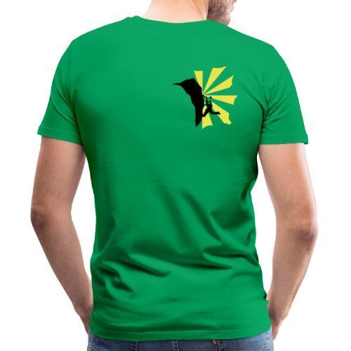 Go bouldering - Männer Premium T-Shirt