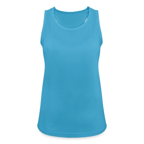 Camiseta de tirantes transpirable mujer
