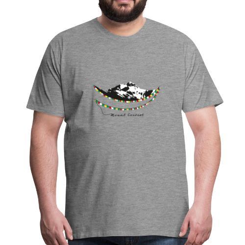 Mount Everest - Männer Premium T-Shirt