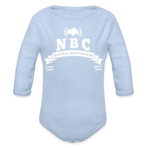 Baby-Body NBC Since 2013 - Baby Bio-Langarm-Body