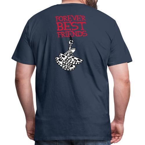 Forever Best Friends - Männer Premium T-Shirt
