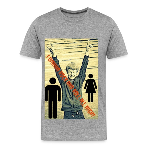 Bjørnars Band, Menn - Premium T-skjorte for menn