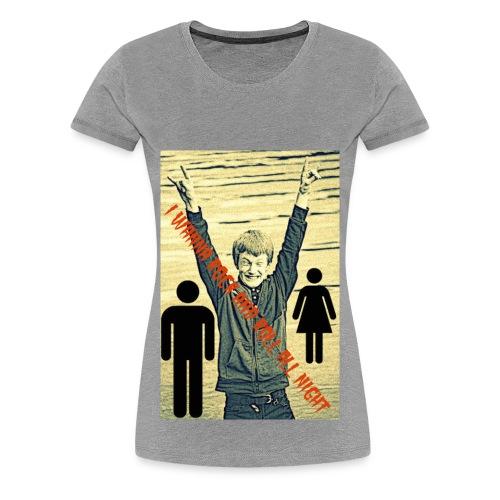 Bjørnar Band, Kvinner - Premium T-skjorte for kvinner