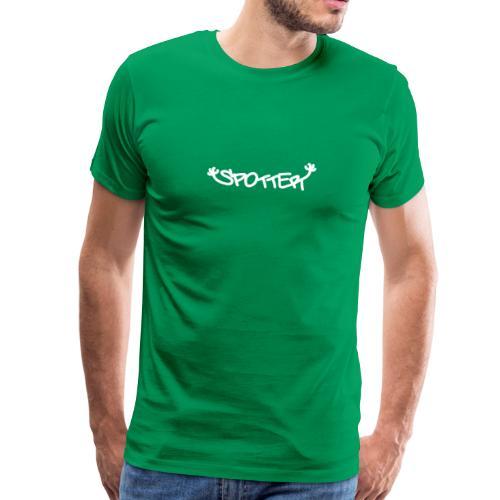 Spotter - Männer Premium T-Shirt