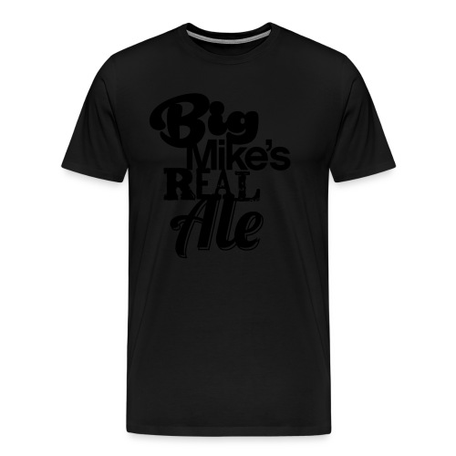 Real Ale Tee - Hops - Men's Premium T-Shirt