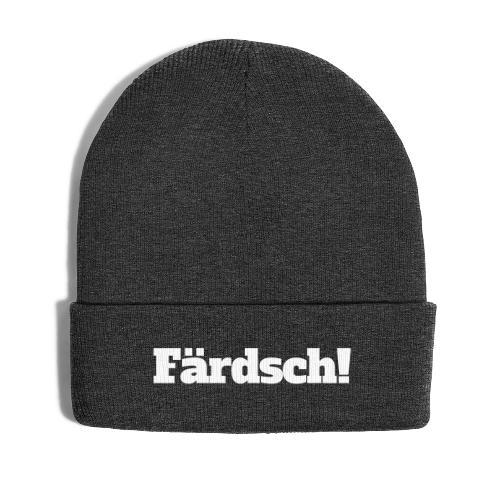 Färdsch (Cap) - Wintermütze