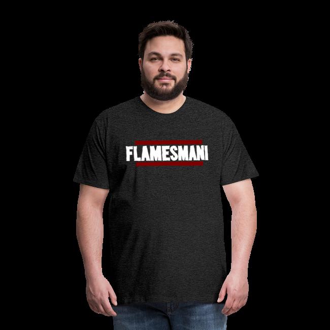 FLAMESMAN1 RED (unisex)