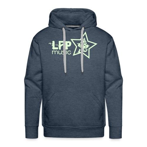 LFP music Glow Hoodie - Männer Premium Hoodie