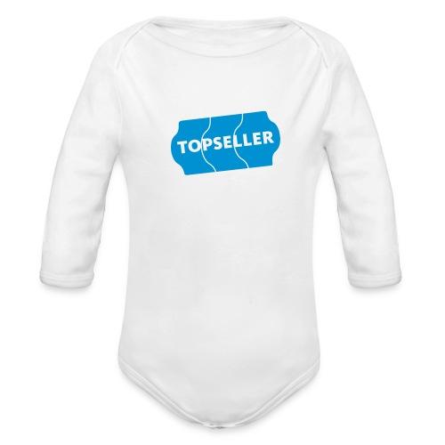 Topseller – Babybody – Strampler (dh) - Baby Bio-Langarm-Body