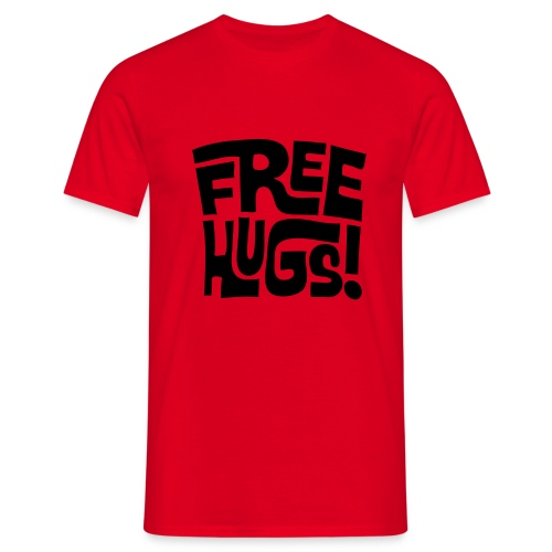 Abrazos Gratis - Camiseta hombre