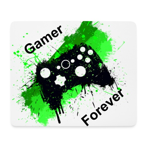Gamer Forever Mouse Pad - Mouse Pad (horizontal)