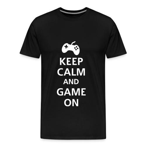 Tee-Shirt Premium Homme noir (Psycaliste) - T-shirt Premium Homme