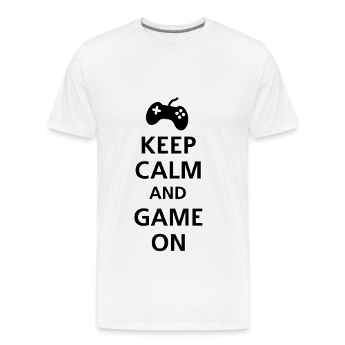 Tee-Shirt Premium Homme blanc (Psycaliste) - T-shirt Premium Homme