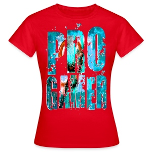 Frauen T-Shirt - Cheats,Computer,Gamer,Gaming,Geek,Geschenk,Konsolen,Let's Shirt,Level,Loot,Nerd,Noob,Offline,Online,PC,Play,Pro,Pro Gamer,Skill,Spiel,Spieler,Zocken