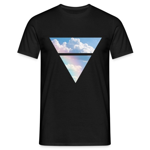 Clouds-T-Shirt - Männer T-Shirt