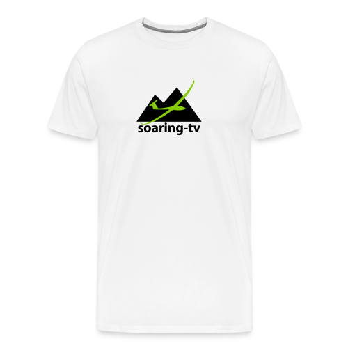 soaring-tv T-Shirt - Männer Premium T-Shirt