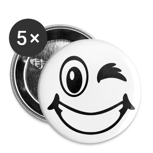 EMOT's CLIN D'OEIL 2 - Badge moyen 32 mm