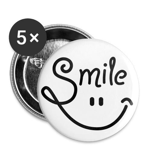 EMOT's SMILE - Badge moyen 32 mm