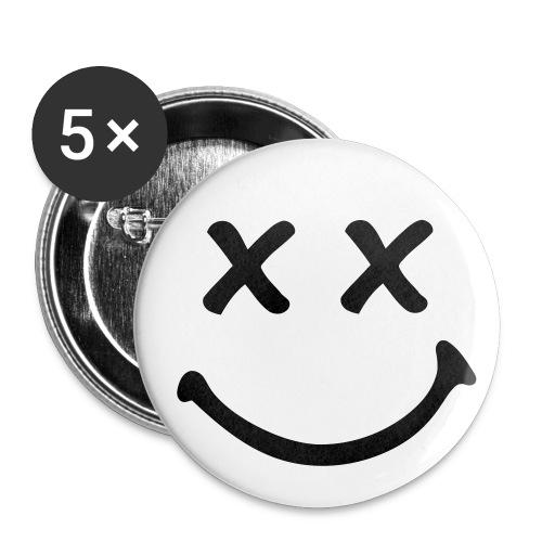 EMOT's SMILEY 2 - Badge moyen 32 mm