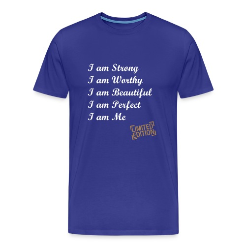 Life quote 2 T-shirt - Men's Premium T-Shirt