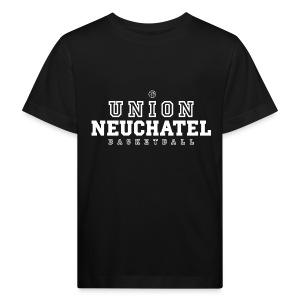 T-Shirt Vintage Noir - Enfant - T-shirt bio Enfant