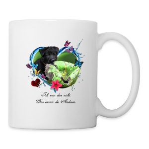 Black Puppy - Tasse