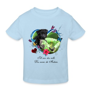 Black Puppy - Kinder Bio-T-Shirt
