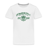 T-Shirts ~ Kinder Premium T-Shirt ~ Kinder 1964  - Shirt Weiß