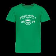 T-Shirts ~ Kinder Premium T-Shirt ~ Kinder 1964  - Shirt Grün